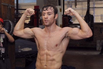 Macklin: Im looking to KO Golovkin on Saturday