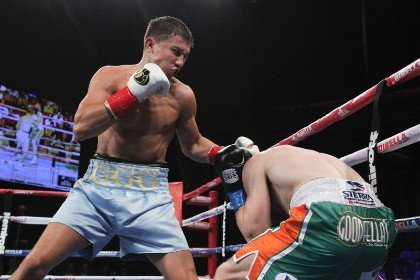 Golovkin destroys Macklin in 3rd round; Oosthuizen Gonzales ends in draw