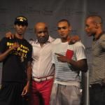 Tyson Is Back! presser quotes   Arash Usmanee vs Argenis Mendez
