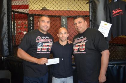 John Ruiz new MMA and Boxing promoter