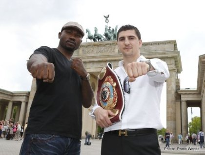 Huck vs. Afolabi III: First presser gets heated!