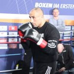 Public workout in Magdeburg   Abraham and Stieglitz impressive