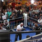 Braehmer, Abraham and Pulev showcases skills at open workout in Schwerin