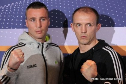 Brähmer vs Averlant, Culcay vs Pitto on Saturday