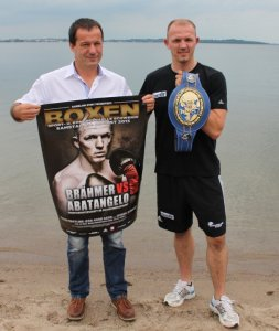 Jürgen Brähmer vs Stefano Abatangelo on Aug 24 in Schwerin, Germany