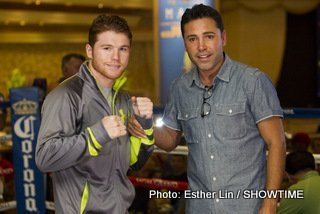 "Oscar De La Hoya voluntarily misses ""The One"" – a bizarre publicity stunt or a necessary urgent measure?"