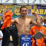Weigh In: Berto – Soto Karass, Figueroa – Arakawa, Thurman – Chaves