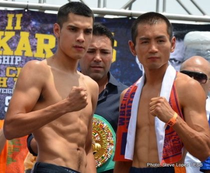 Exclusive Interview – Omar Figueroa, Jr. & Team Arakawa