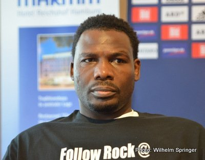 Hasim Rahman Interview