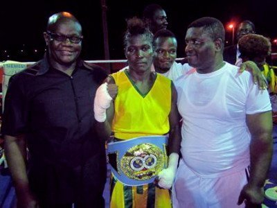 Helen Joseph eyes world title July 27