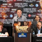 Day 2: Canelo Trout Fight Week – Final Press Conference