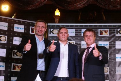 Oleksandr Usyk, an Olympic gold medalist, will make a pro debut on Nov.9