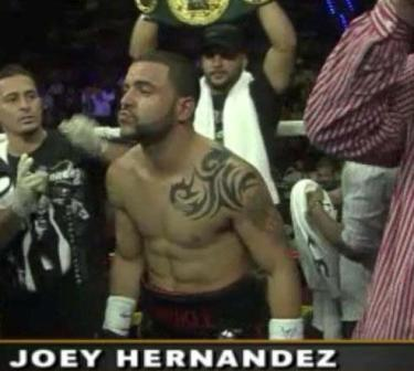 Joey Hernandez Joey Hernandez beats Winchester and demands to fight Canelo, Molina