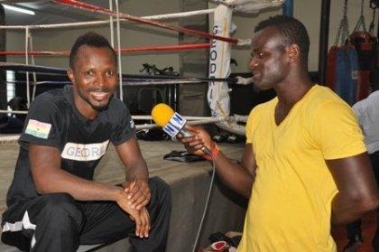 Joshua Clottey backs Agbeko to beat Melendez