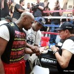 Floyd Mayweather Quotes, Photos and Training Video   Mayweather/Alvarez