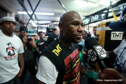 "Mayweather vs. Canelo: ""He Did What??"""