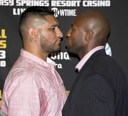 Arreola vs. Mitchell on BoxNation this Saturday