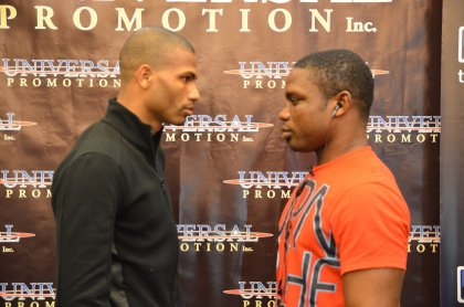 Dulorme vs. Ankrah this Saturday in Carolina, PR