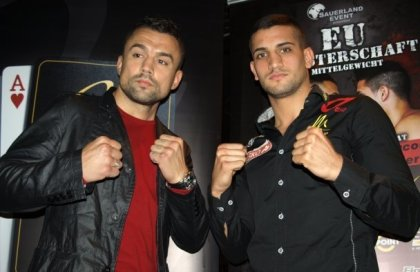 Santos vs. Nader II on April 13th