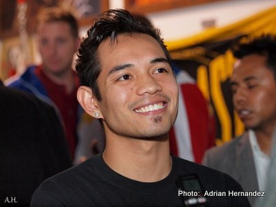 Nonito Donaire vs. Toshiaki Nishioka: Head to Head