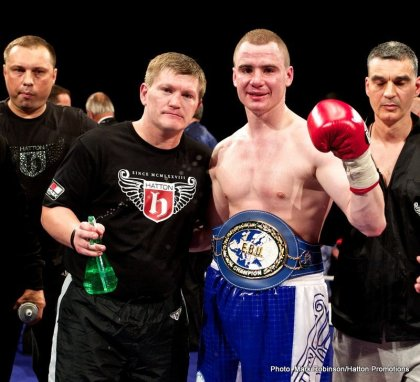 Sergey Rabchenko looking for world title shot