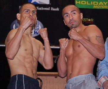 Rocky Juarez vs. Antonio Escalante: Weigh in report