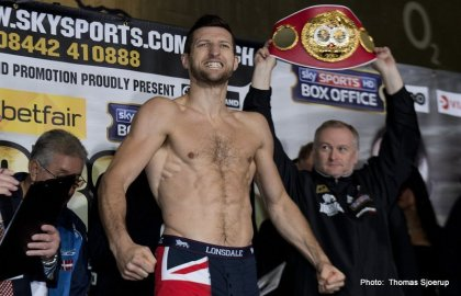 Kessler's promoter: Froch is starting to crack from the pressure