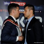 Sturm vs. Barker Press Conference Quotes and Videos