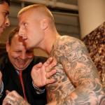 Weigh in Video: Patrick Nielsen vs. Crispulo Javier Andino