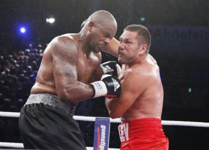 Kubrat Pulev beats Tony Thompson