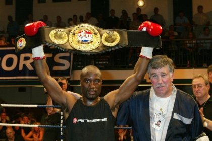 Former WBU Champ Wayne Alexander Joins Board Of WBU Europe