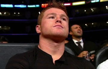 alvarez454 Saul Alvarez says he's close to finalizing a fight with Mayweather Jr