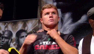 Saul Canelo Alvarez: Share the Suffering