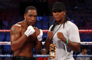 The Pugilist KOrner: Ann Wolfe, Kermit Cintron, Sugar Hill, Karim Mayfield, Gary Russell Jr, and more