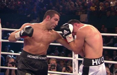 arslan2 Firat Arslan to replace Ruslan Chagaev; Weights and Photos from Germany