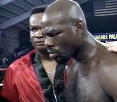 "Iran ""The Blade"" Barkley Speaks: 25 Years After His Stunning Upset KO Of Thomas Hearns"
