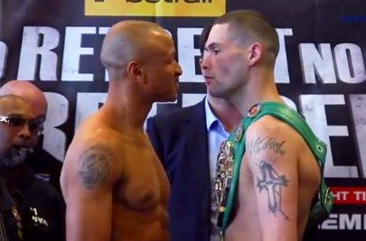 Bellew battles Chilemba tonight at the Echo Arena in Liverpool, UK