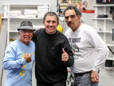 Golovkin heads to New York City for world title fight vs Stevens this Saturday night