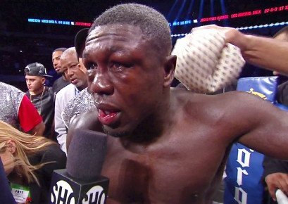 Andre Berto should have been given the benefit of the doubt!