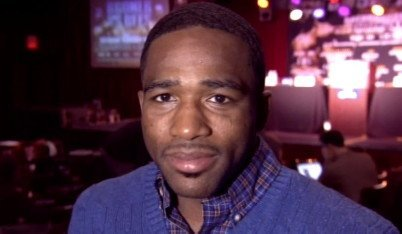 Adrien Broner Arrested for Battery