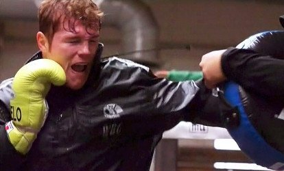 Canelo to battle Alfredo Angulo on March 8th in Las Vegas, Nevada