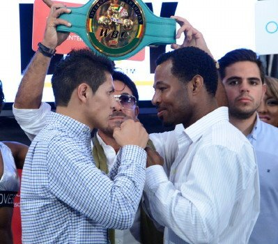 Mosley vs. Cano this Saturday night, May 18th on Fox Sport