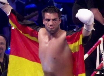 charr431 Manuel Charr vs Yakup Saglam on February 22nd in Romania