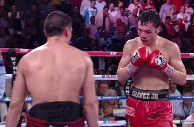 Chavez Jr.s actions leave much to be desired