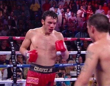 Chavez Jr. expected back in the ring in May with new trainer Beristain