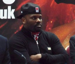 Chisora wants Deontay Wilder and Tomasz Adamek