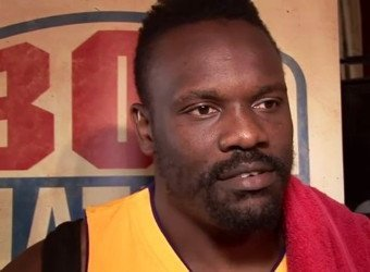 Dereck Chisora: 'I want to get the European Title, then Wladimir Klitschko'
