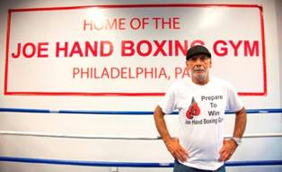 Pete Papaleo passes away, co founder of the Joe Hand Boxing Gym