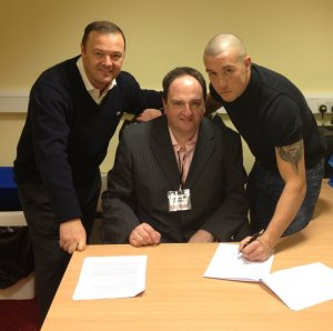 Goodwin Promotions Ink Smoking Joe Mullender