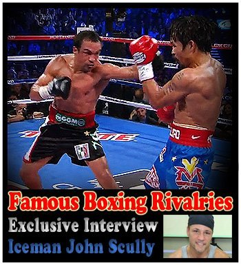 Famous Boxing Rivalries: Exclusive Interview with Iceman John Scully